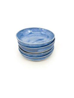 Julie Ebnes keramik skåle i lyseblå håndlavet i København
